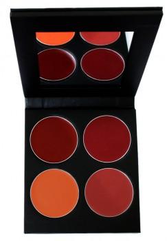 Lippenstift Palette 4