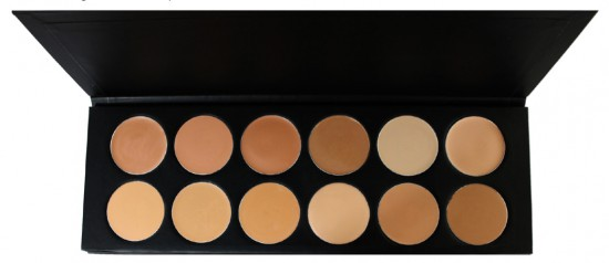 Matte Foundation Palette